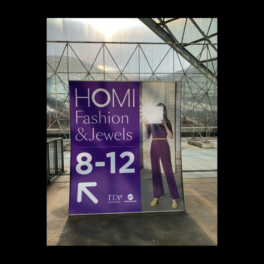 イタリア ミラノHOMI出展 『HOMI fashion & jewels』